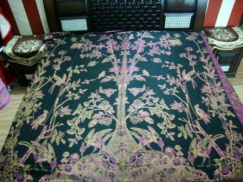 Woven Jacquard Bedspreads Fabric