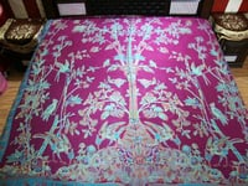 woven jacquard bedspreads fabric