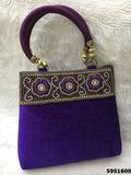 Elegant And Beautiful Beaded And Stone WorkHandbag