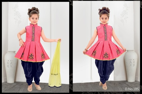 Beautiful Kids Gowns