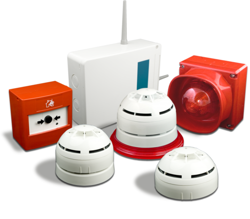 Fire Detection Alarm System