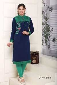 ladies woolen kurties