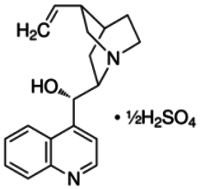Cinchonine hemisulfate salt