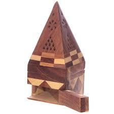 Beautiful Wooden Incense Burner