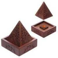 Beautiful Wooden Incense Burner