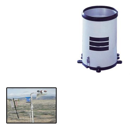 Rain gauge for weather station