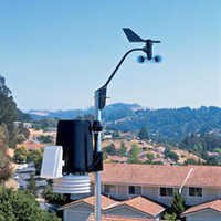 Weather station vantage