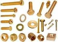 Brass Bolt & Nut