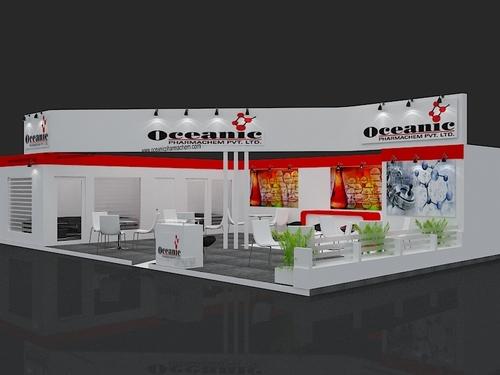 Exhibition Stall In Borivali : Modular exhibition stalls fabrication services in borivali w