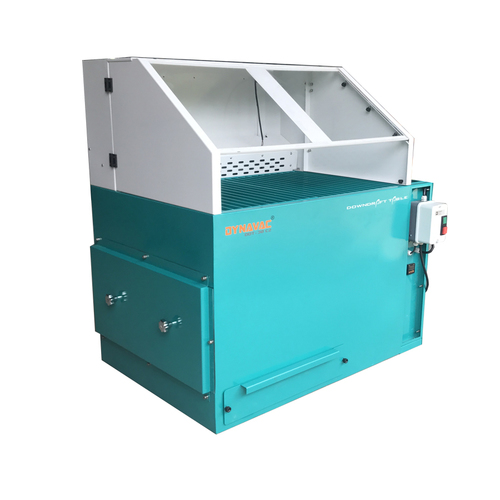 Micro Downdraft Table Dust Collector