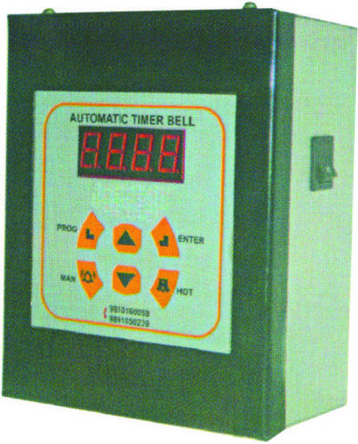 AUTOMATIC TIMER BELL