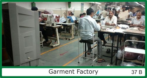 Portable Air Cooler For Garment Factory