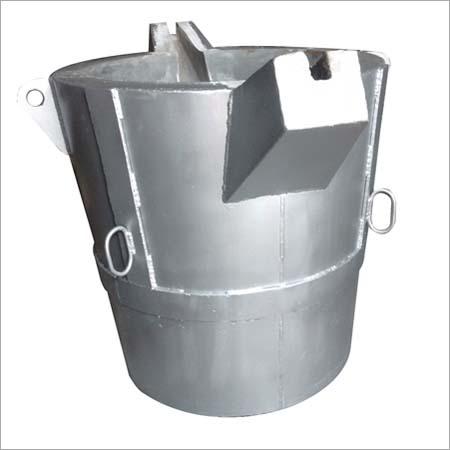 Aluminium Molten Metal Transfer Ladle
