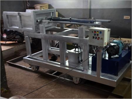 Aluminium Scrap Charging Machine