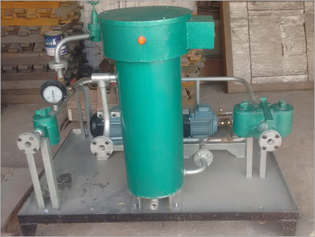 Oil Heating Pumping Unit