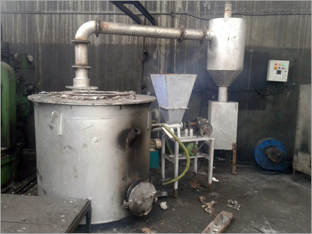 Pet Coke Furnace