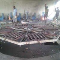 Rotary Table for Aluminium Ingot