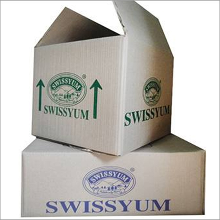 Logo Printed Corrugated Boxes