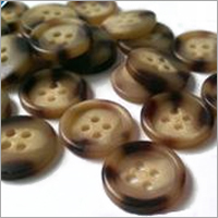 Polyester Shirt Button
