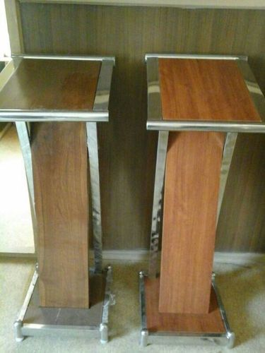 Wooden Speech Display
