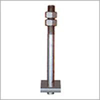 Plate Welded Foundation Bolt