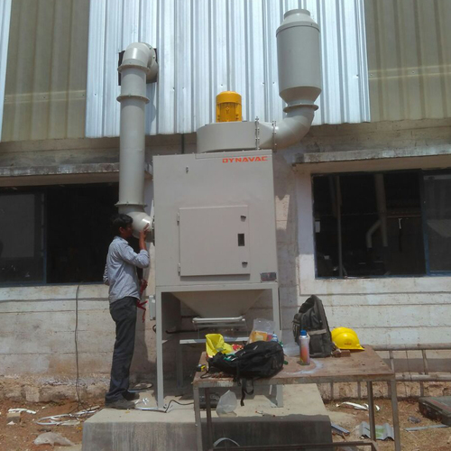 Large Filtration Dust Collector Machine