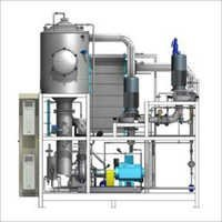 Wfi Tank With Recirculation Line