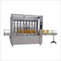 Liquid Filling Machine Linear