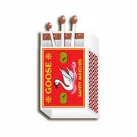Goose Safety Matches
