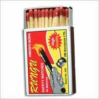 Rungu Safety Matches