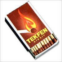 Tekfen Safety Matches
