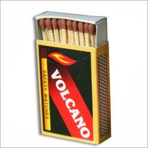 Volcano Safety Matches