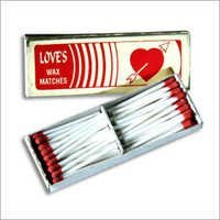 Loves Safety Matches