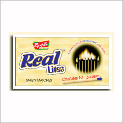 Real Light Safety Matches