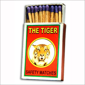 The Tiger Safety Matches
