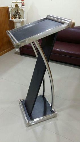 Steel Glass Display Stand