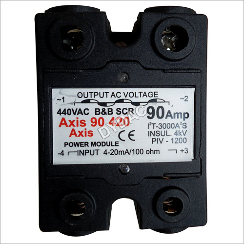 AXIS DOUBLE 4-20 mA LINEAR SSR 90 A