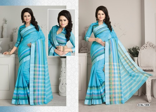 PTS Cotton Saree