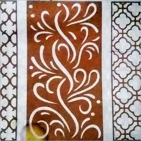 Fancy Wooden Jali