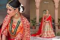 Heavy Bridal Designer Lehanga