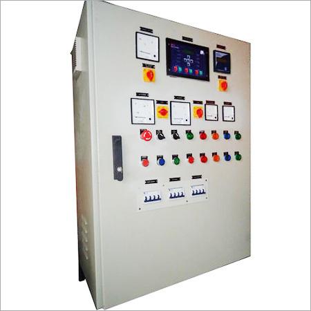 Energy Control Panel