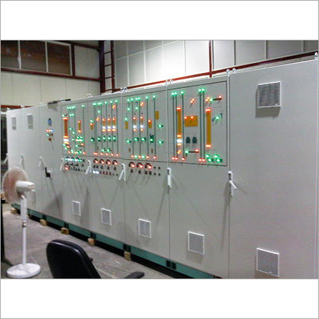 Flour Mill Control Panel