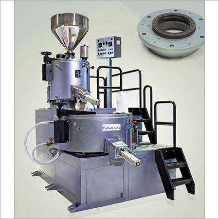 High Speed Heater - Cooler Mixer Machine