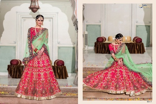 Bridal Wear Lehanga Choli