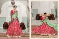 Bridal Wear Lehanga Choli