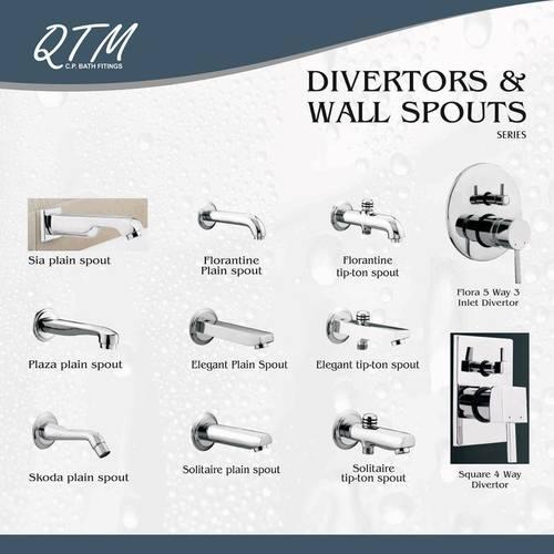 Divertors & Spouts