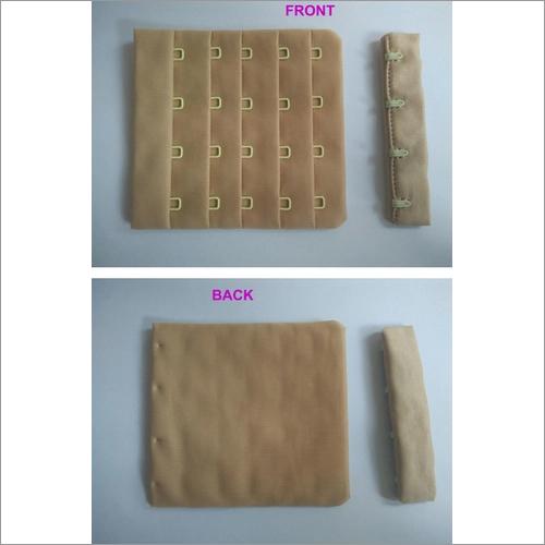 Top Grade Seamless Microfiber Hook And Eye Tape, 3