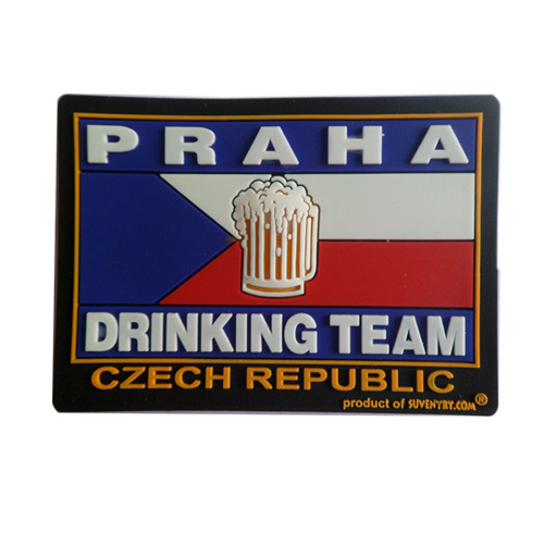 Pvc Fridge Magnet