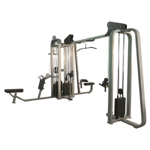 Multi Gym 5 Station With Cable Cross