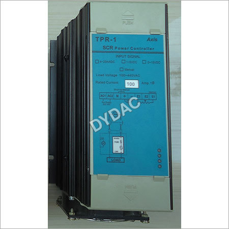 Axis E Series 1 Phase Thyristor Controller